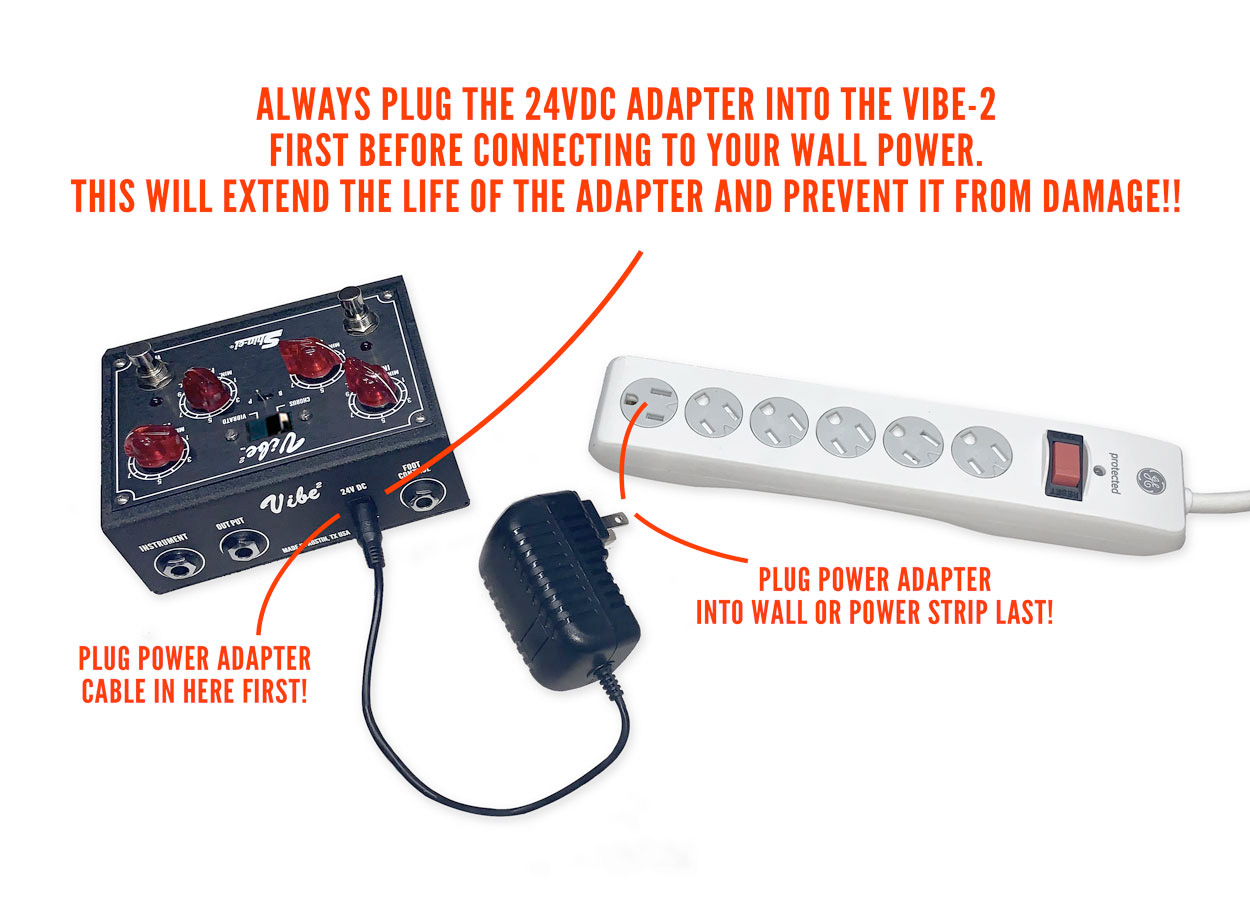 Vibe-2 Adapter
