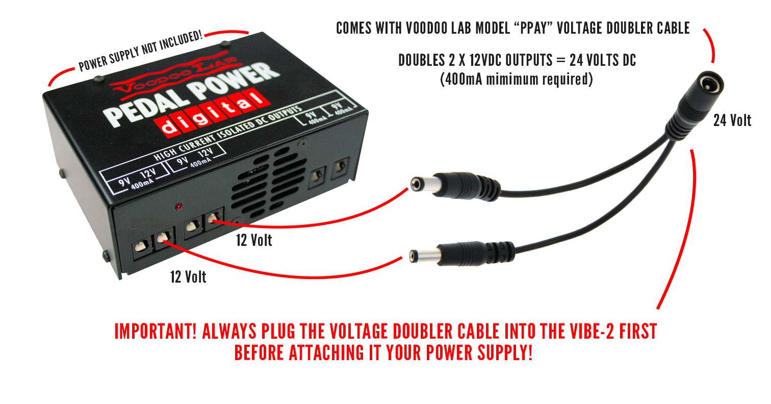 Vibe-2 Cable